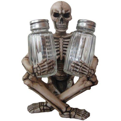 Skeleton Salt & Pepper Set