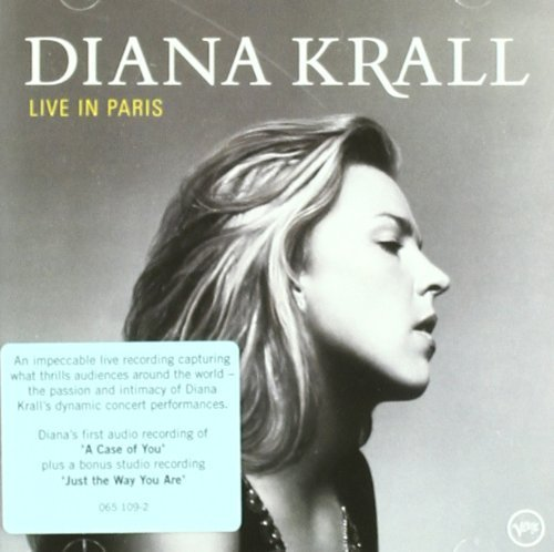 Live in Paris by Krall, Diana Live edition (2002) Audio CD by Diana Krall