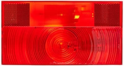 Peterson Manufacturing V25911 Red Stop and Tail Light