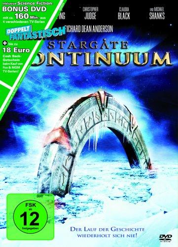 Stargate: Continuum (+ Bonus DVD TV-Serien)
