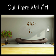 Out There wall art for your home