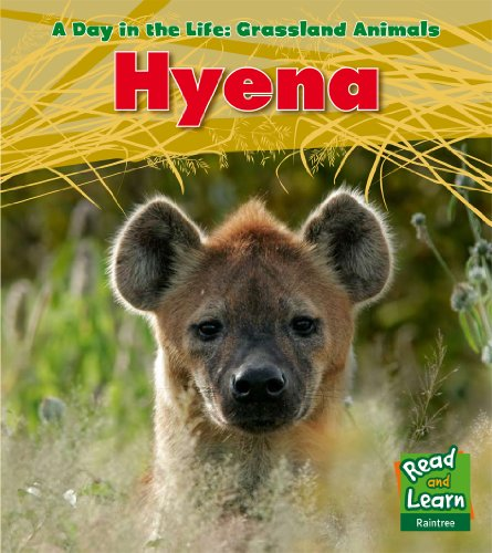 Hyena (A Day in the Life: Grassland Animals)