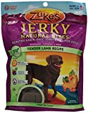 Zukes Jerky Naturals Dog Treats, Tender Lamb Recipe, 6-Ounce