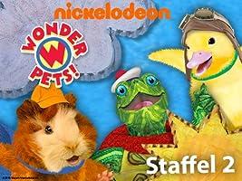 Wonder Pets - Staffel 2