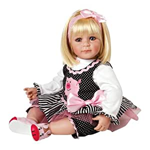 "Amazon.com: Adora Baby Doll 20"" Oink (Light Blond Hair ..."