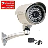 VideoSecu CCTV Security Camera 1/3