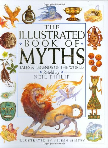 Illustrated Book of Myths