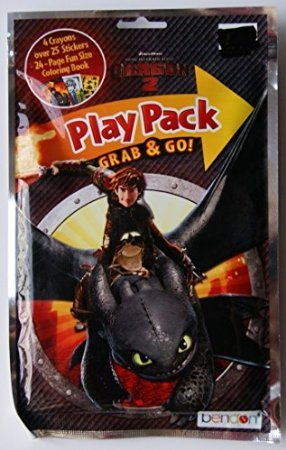 How to Train Your Dragon 2 Grab and Go Play Pack - 1
