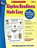 img - for Algebra Readiness Made Easy: Grade 6: An Essential Part of Every Math Curriculum (Best Practices in Action) book / textbook / text book