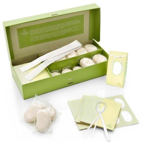 Natura Mamãe e Bebê | Sabonete Vegetal - Kit Para Presente | Gift Box - 1