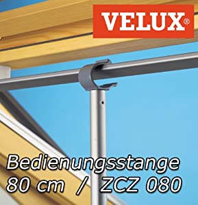 velux zcz 080 canne d 39 ouverture 80 cm cuisine. Black Bedroom Furniture Sets. Home Design Ideas