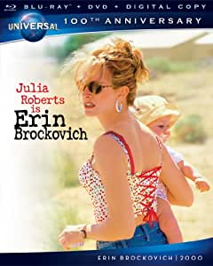 Erin Brockovich (Blu-ray + DVD + Digital Copy)