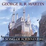 A Song of Ice and Fire Calendar 2011