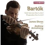 Bartók: Violin Sonatas Nos. 1 and 2, Rhapsodies Nos. 1 and 2