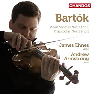 Bartok: Works for Violin and Piano, Vol. 1