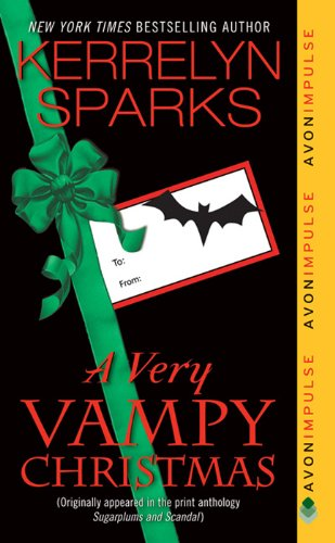book cover of A Very Vampy Christmas