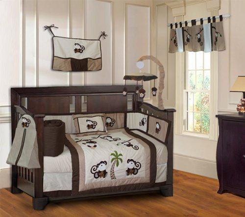 Beige Baby Bedding 9531 front