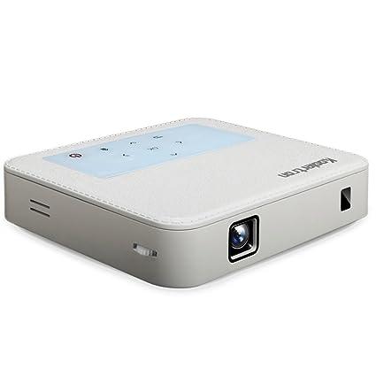 KoolertronDL-S5 -Android 4.4 mini Projecteur Portable Business & Home Theatre soutien SD / TF / USB appliqué à Iphone ects