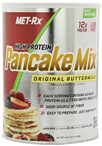 MET-Rx Protein Plus High Protein Pancake Mix - 2 Pound