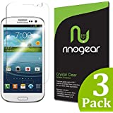 [3-Pack] Samsung Galaxy S3 (ALL MODELS) Screen Protector by RinoGear® - Military-Grade w/ Lifetime Warranty - Premium Shield Ultra Clear Quality