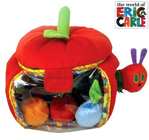 51WvX7s9z1L Buy  The World of Eric Carle: Apple Playset by Kids Preferred