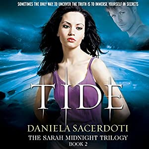 Tide: The Sarah Midnight Trilogy (Book 2) Audiobook