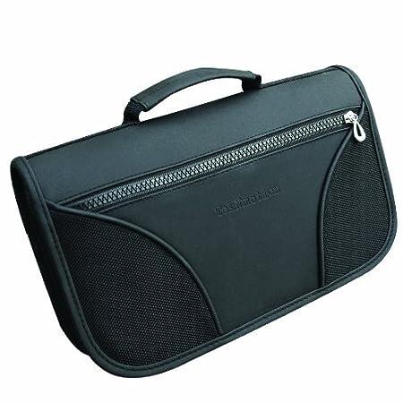 TekNmotion 120 Capacity CD/DVD Carry Case (Black)