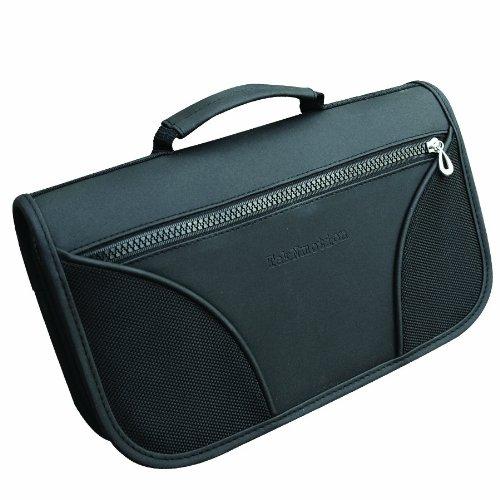 TekNmotion 120 Capacity CD/DVD Carry Case (Black) [+Peso($33.00 c/100gr)] (US.AZ.12.99-0-B004I1E9HC.387)
