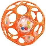 O'ball オーボール ラトル オレンジ (81119) by Kids II