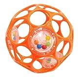 O'ball オーボール ラトル オレンジ (81119) by Kids II ランキングお取り寄せ