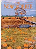 """The New Yorker, Oct. 28, 1972 """"All Hallows"""""""