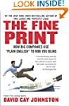 The Fine Print: How Big Companies Use...