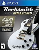 Rocksmith 2014 Edition Remastered – PlayStation 4 Standard Edition