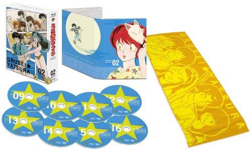TVシリーズ うる星やつら Blu-ray BOX2(ニューテレシネ・ハイビジョンマスター)(初回限定版)