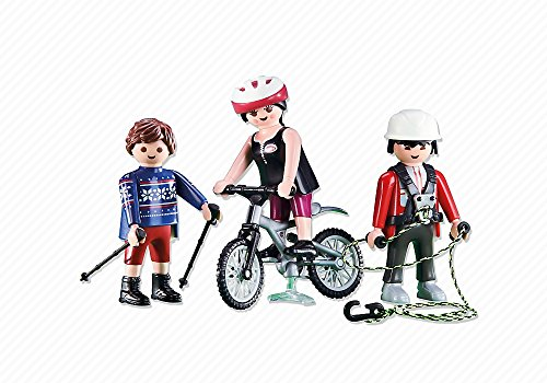 PLAYMOBIL 3 Mountaineerings
