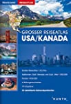 Gro�er Reiseatlas USA / Kanada: 1:4,5...