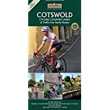 Cotswold: Cycling Country Lanes & Traffic-Free Family Routes (Goldeneye Cyclinguides)