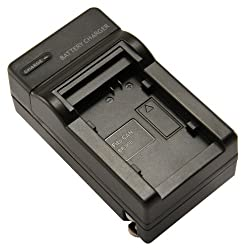 STK's Canon BP-808 Battery Charger - for Canon BP-807, BP-808, BP-809, BP-819, BP-827 camcorder batteries and these Canon Camcorders: Canon XA10, Vixia HF G10, HF M40, HF M41, HF200, HF S21, HF10, HF20, HF M400, HF S200, HF100, HF S100, HF S30, HF S20, HG