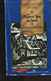 img - for The Players' Boy Is Dead: An Elizabethan Mystery book / textbook / text book