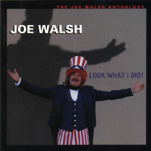 Joe Walsh - Look What I Did!  Joe Walsh Anthology [2 Cd] - Zortam Music