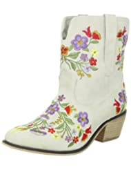 Wanted Shoes Women's Santafe Bootie