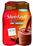 SlimFast Creamy Milk Chocolate Ready To Drink Shakes, 4 Count