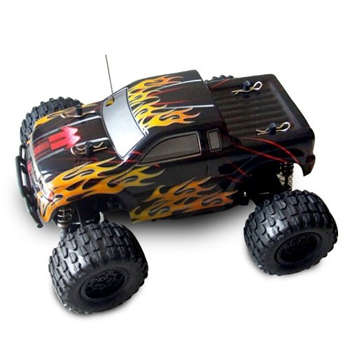 Redcat Racing SUMORC-TRUCK-BLACK Sumo RC 1- 24 Scale Electric Vehicles