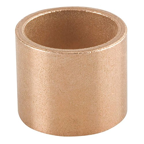 1/2 Nom. I.D., 5/8 Nom. O.D., 1/2 Lg., Bunting Bearings, SAE 841 Bronze - Oil Impregnated (1 Each)