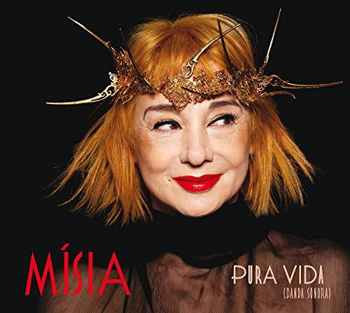 CD : MISIA - Pura Vida (banda Sonora)