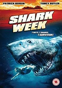 Shark Week [DVD]
