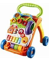 Vtech Jouet 1er Age - Super Trotteur Parlant 2 En 1 couleur au choix
