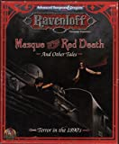 Masque of the Red Death and Other Tales (AD&D 2nd Ed Roleplaying, Ravenloft, Expansion, 1103) (1560768770) by Connors, William W.