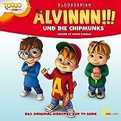 Der Familientag (Alvinnn!!! und die Chipmunks - Hörspiel 4) | Thomas Karallus