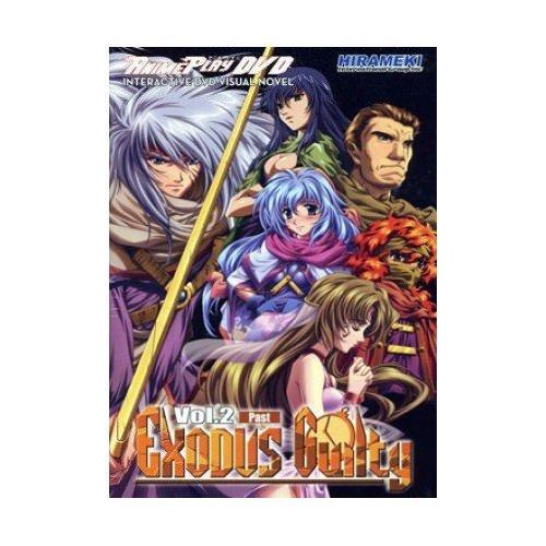Exodus Guilty Vol. 2 Interactive Dvd Game
